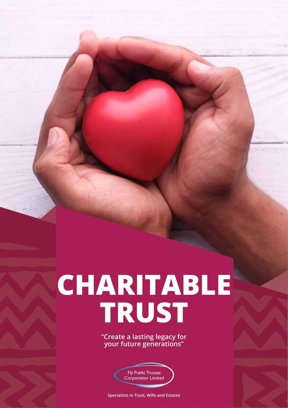 Charitable Trust Brochure