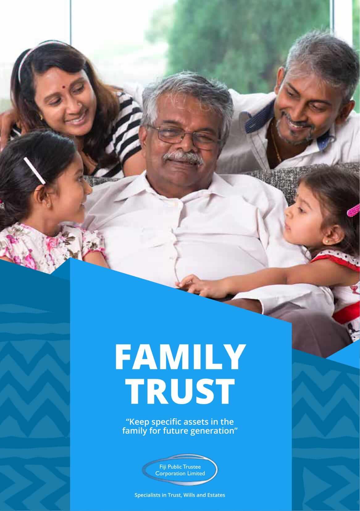Family Trust Brochure