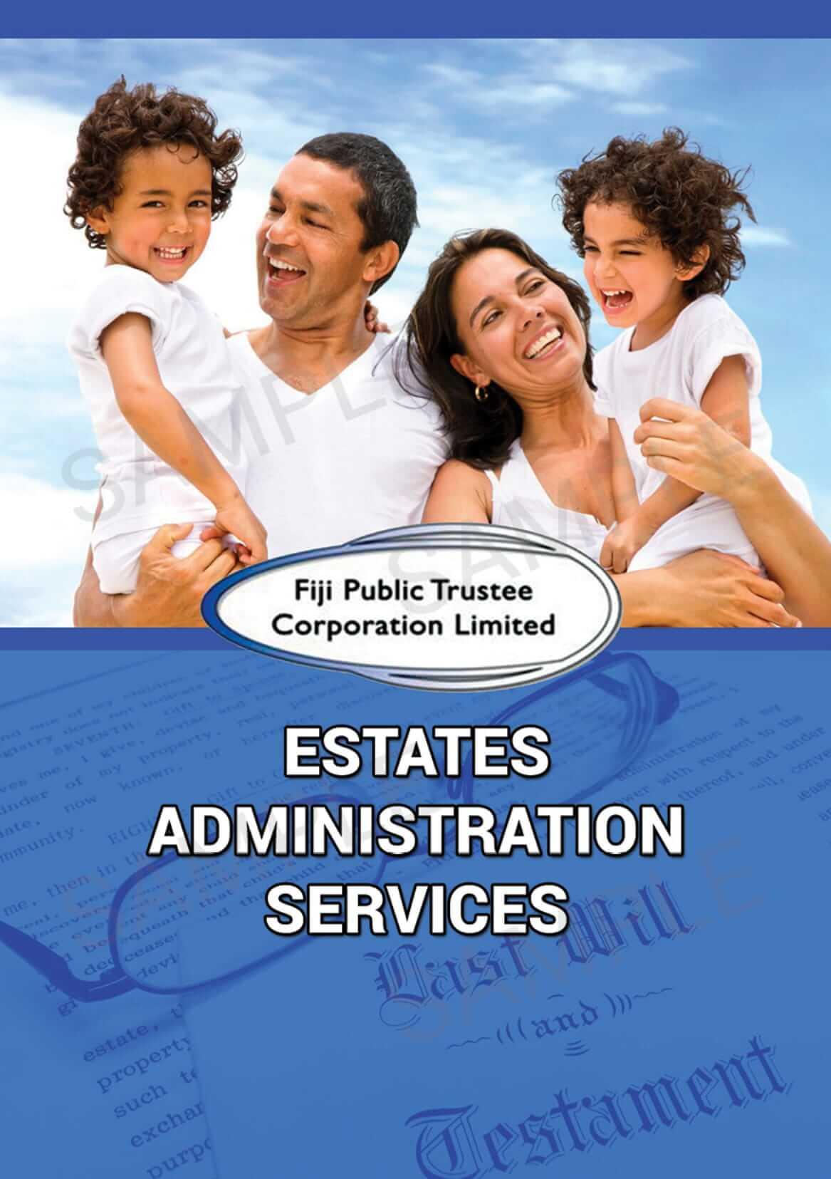 Estates Administration Services